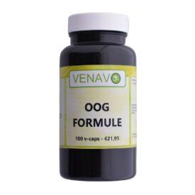 Oog Formule Luteïne 60 mg 100 capsules